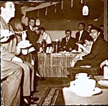 Iranisches Neujahrsfest in der Alten Mensa 1957